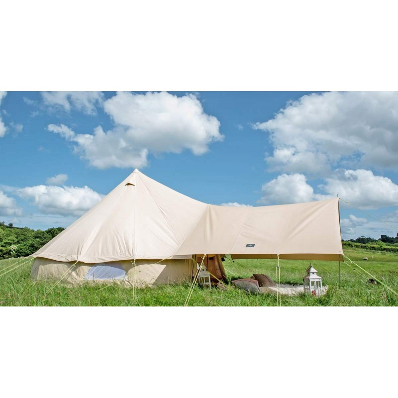 Oxford 900d Polyester Canvas Bell Tents